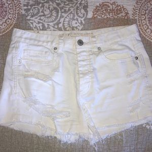 American Eagle outfitters - high waisted shorts